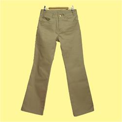 美脚パンツの型紙